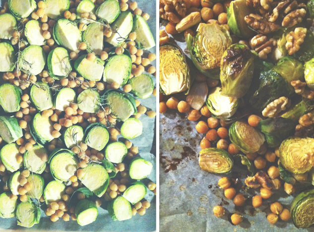 Honey-brussel-sprouts