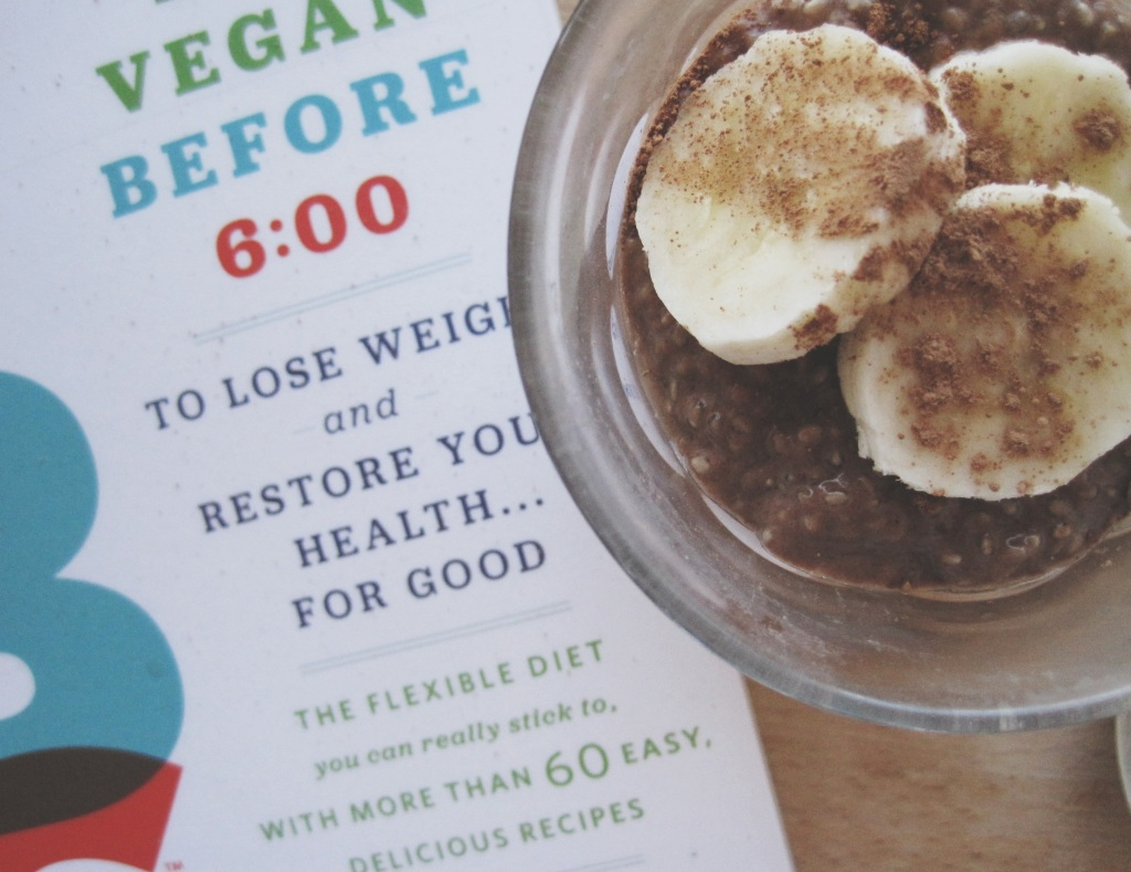 VB6: Vegan Before 6pm  | Every Healthy Day