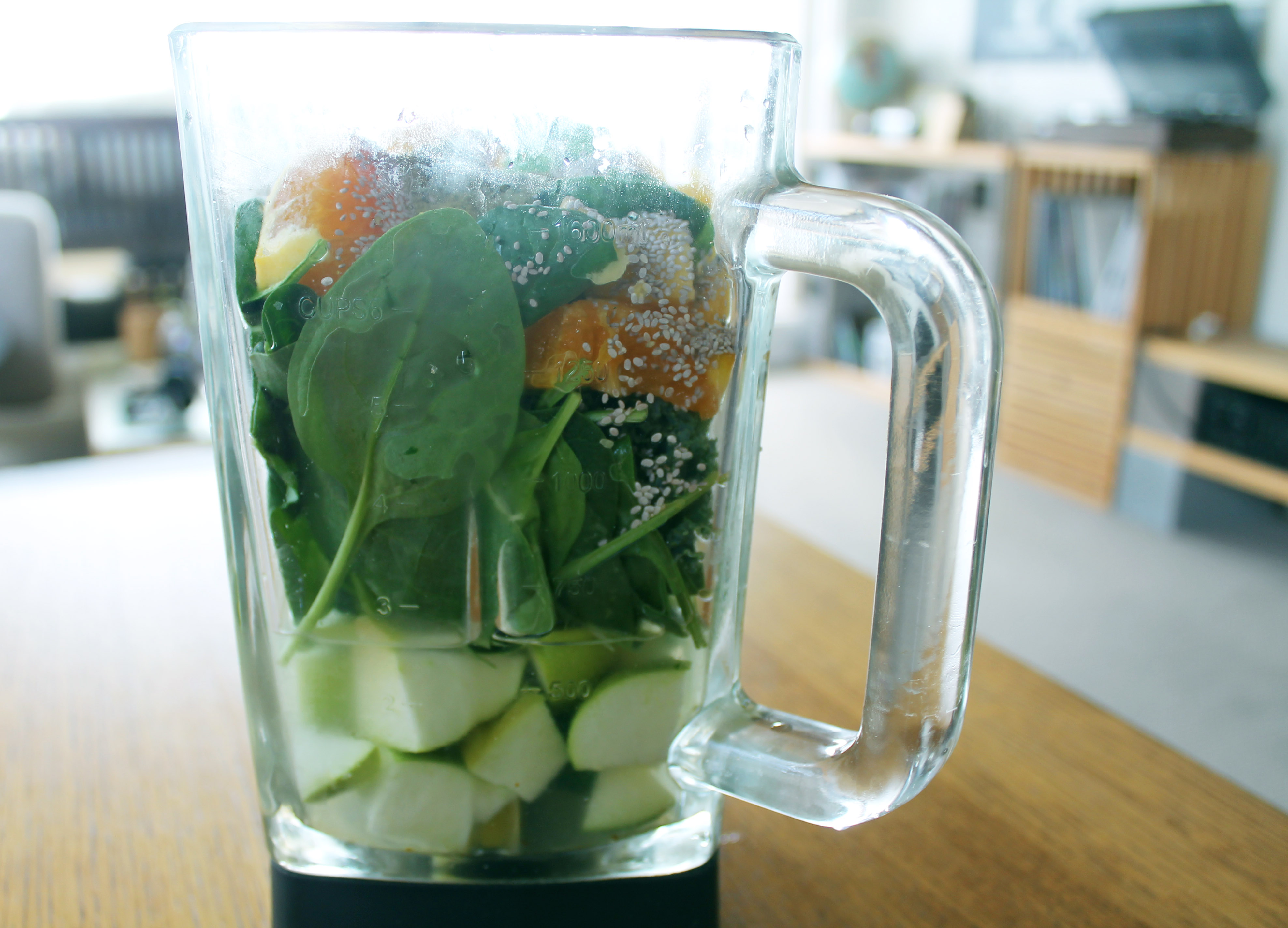 Anti Inflammatory Green Smoothie Every Healthy Day