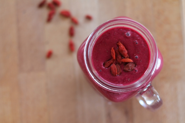 Red Velvet Smoothie | Every Health Day