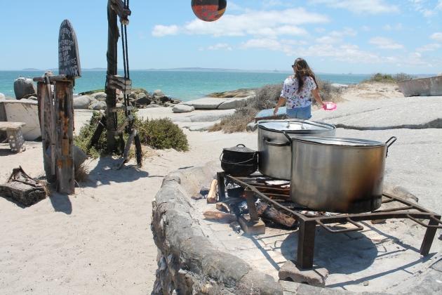 Die-Strandloper-Pots